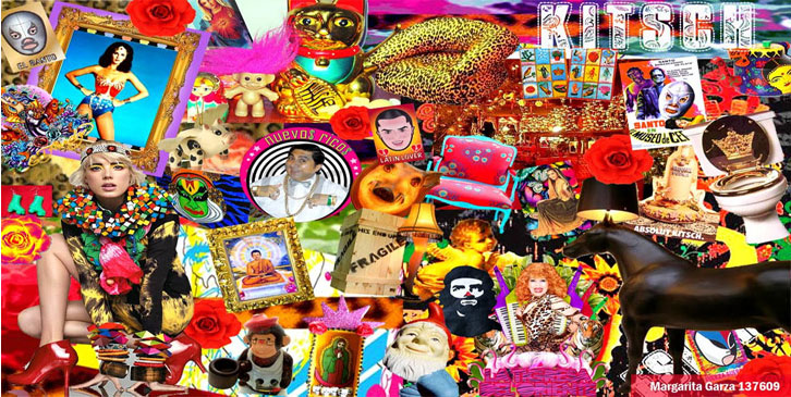 A decoração Kitsch será que está na moda?
