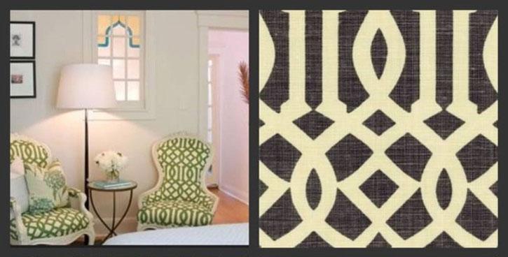 A Trellis na geometria da decoração do seu espaço
