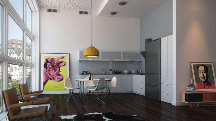 A importância da luz no interior das casas