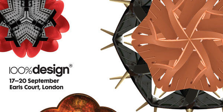 100% Design London – Feira de design contemporâneo