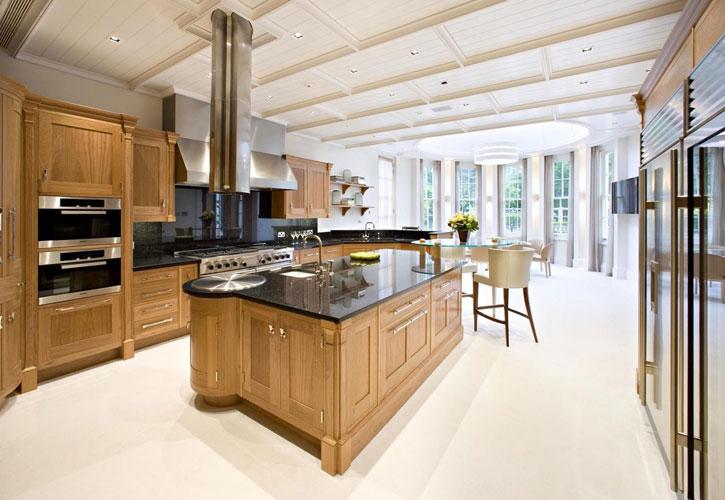 Cozinhas modernas e elegantes com design